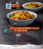 Curry de lentilles corail et legumes - Product