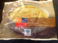 Polenta au Parmigiano Reggiano surgelée - Produit