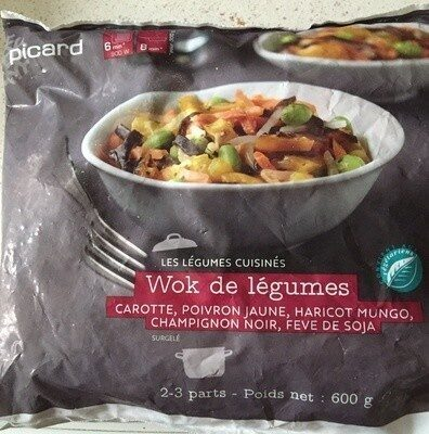 Wok de légumes - Produit - fr