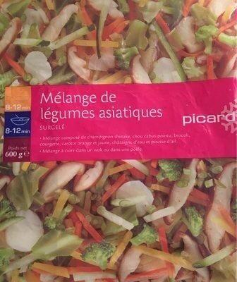 Légumes pour wok - Prodotto - fr