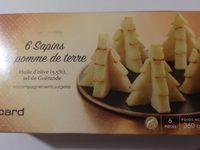 Sapins de pommes de terre - Product