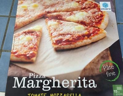Pizza margherita - Produit - fr