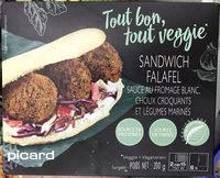 Sandwich Falafel - Produit - fr