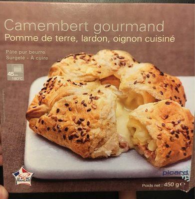 Camembert Gourmand, Pommes de Terre, Lardon, Oignons Cuisinés - Produit