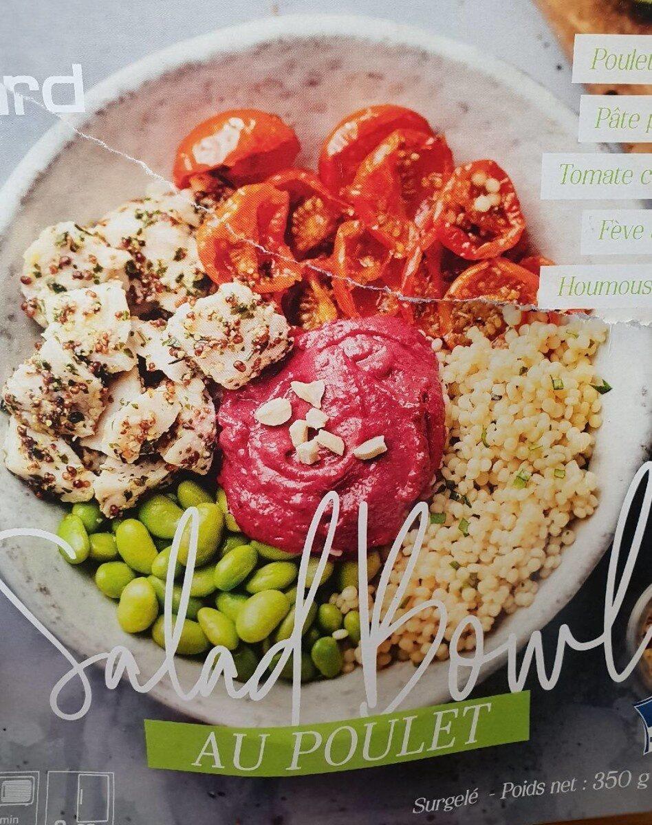 Salad bowl au poulet - Produit - fr