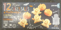 12 mini cakes salés - Product