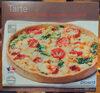 Tarte tomate cerise, mozzarella, roquette - Produit
