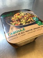 Taboule Menthe Grenade Amande - Product