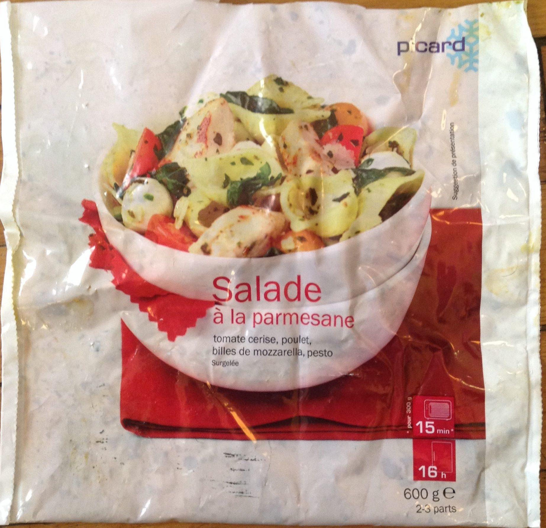 Salade à la Parmesane - Produit - fr