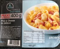 Mac & Cheese au Jambon - Produit - fr