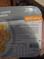 Mac & Cheese au Jambon - Ingredients - fr