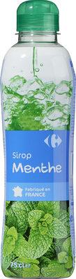 Sirop de menthe - Prodotto - fr