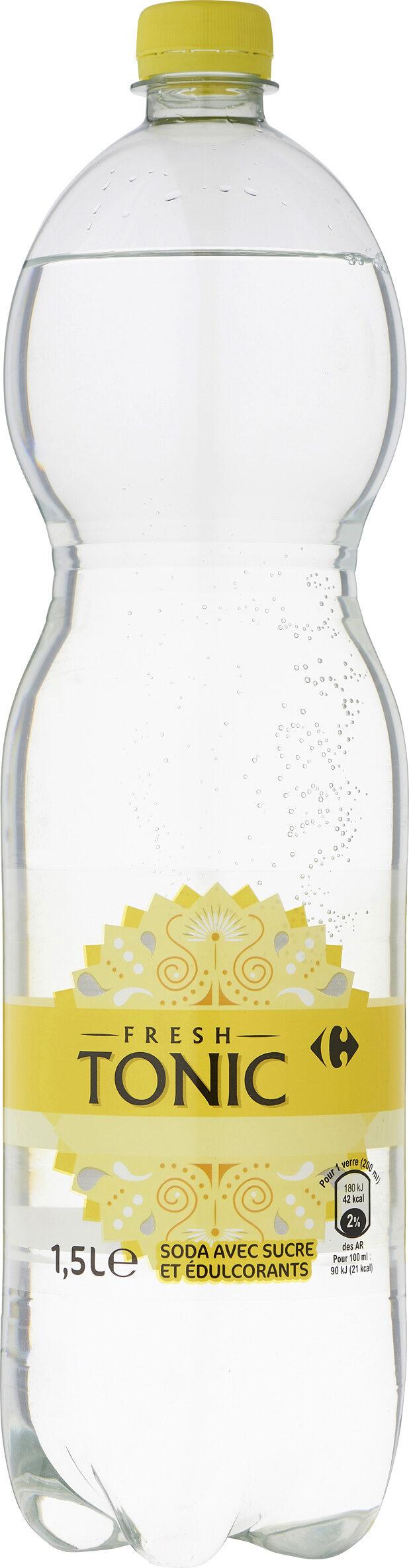 Fresh tonic - Product - fr