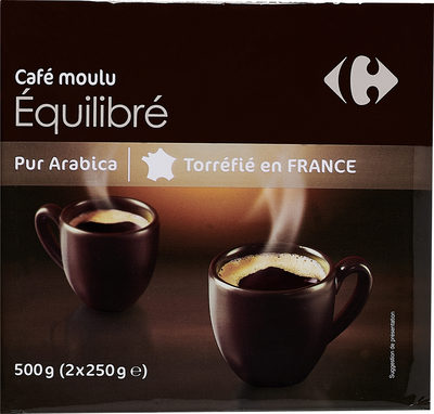 Café moulu Équilibré - 10