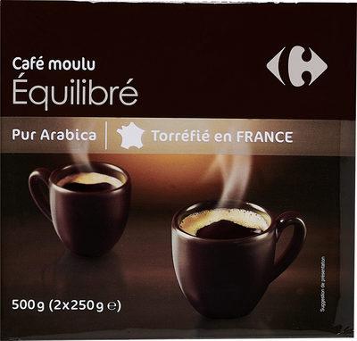 Café moulu Équilibré - Product