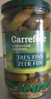 Cornichons (Très Fins) - Product - fr