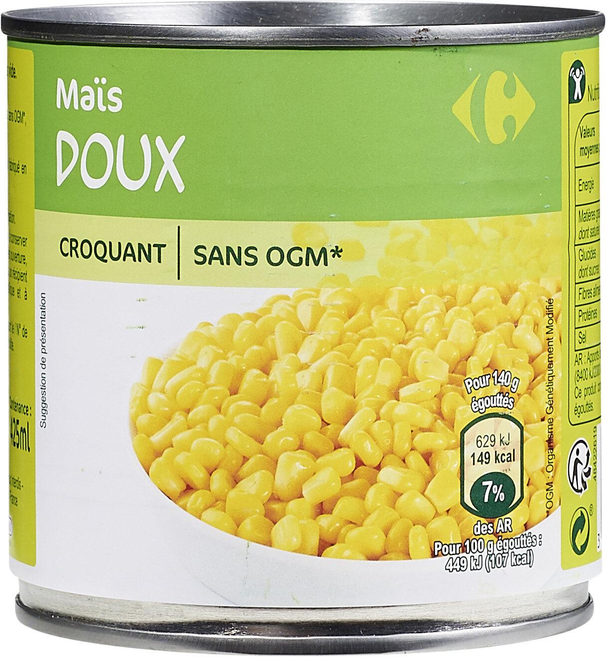 Maïs doux croquant - Prodotto - fr