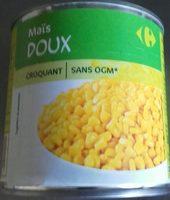Maïs doux croquant - Ingredients
