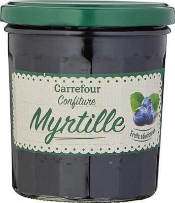 Confiture Myrtille - Produit - fr