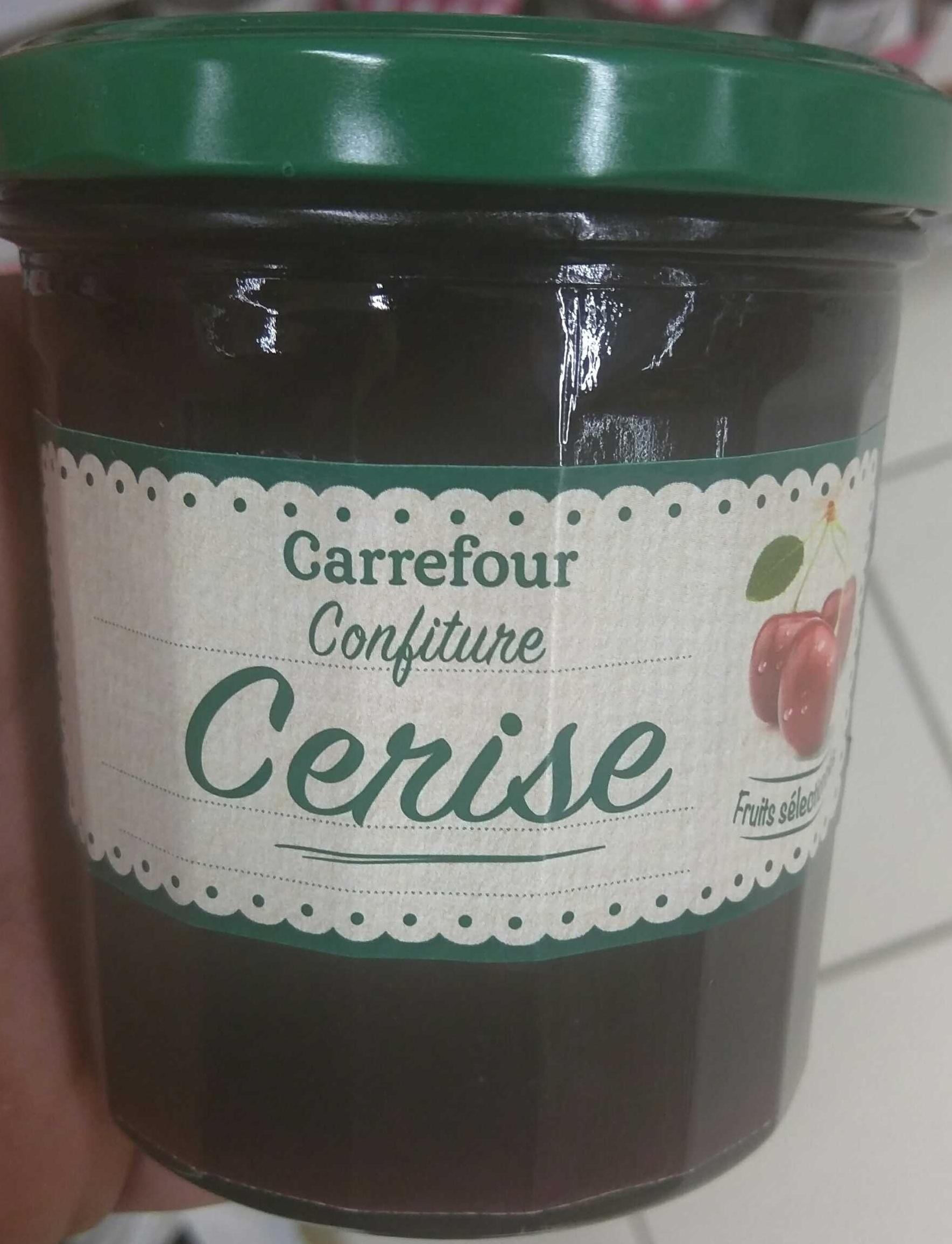 Confiture Cerise - Product - fr