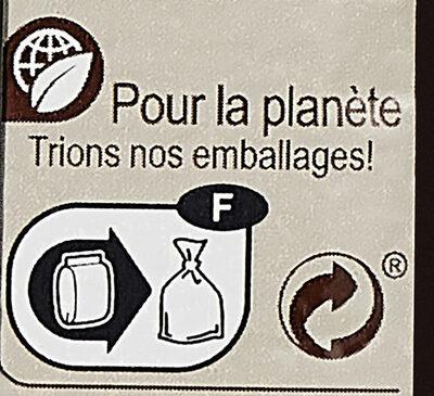 Café moulu Équilibré - Instruction de recyclage et/ou informations d'emballage - fr