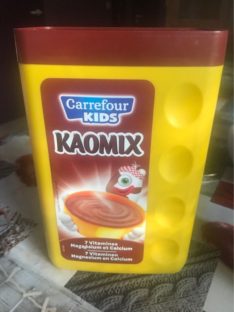 Kaomix - Product - fr