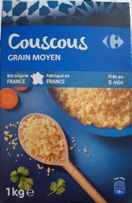 Couscous, Grain Moyen - Product