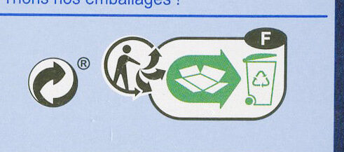 Couscous grain moyen - Recycling instructions and/or packaging information - fr