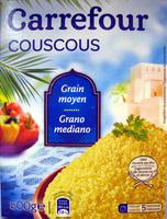 Couscous grain moyen - Producte
