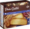 Pain grillé Au froment - Product