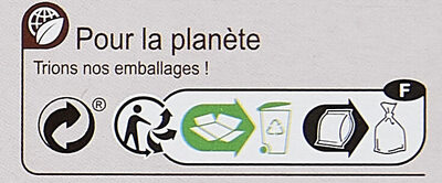 Pain grillé Au froment - Recycling instructions and/or packaging information - fr