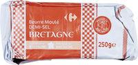 Beurre moulé demi-selbretagne - Product - fr