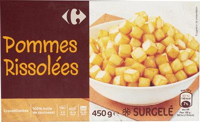 Patatas en Dados - Producto