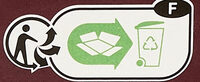Pommes rissolées - Recycling instructions and/or packaging information - fr