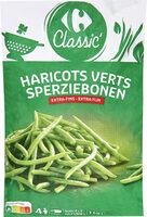 Haricots verts Extra-fins - Produit - fr