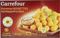 Pommes noisettes - Product