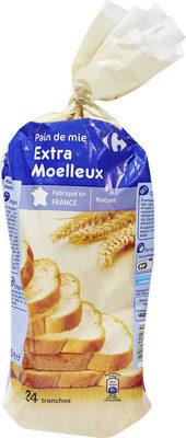 Pain de mie  Extra Moelleux - Produit - fr