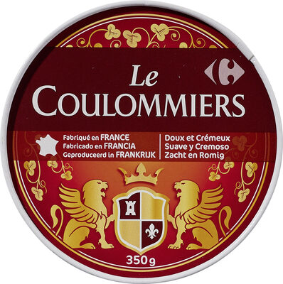 Le Coulommiers - Product - fr