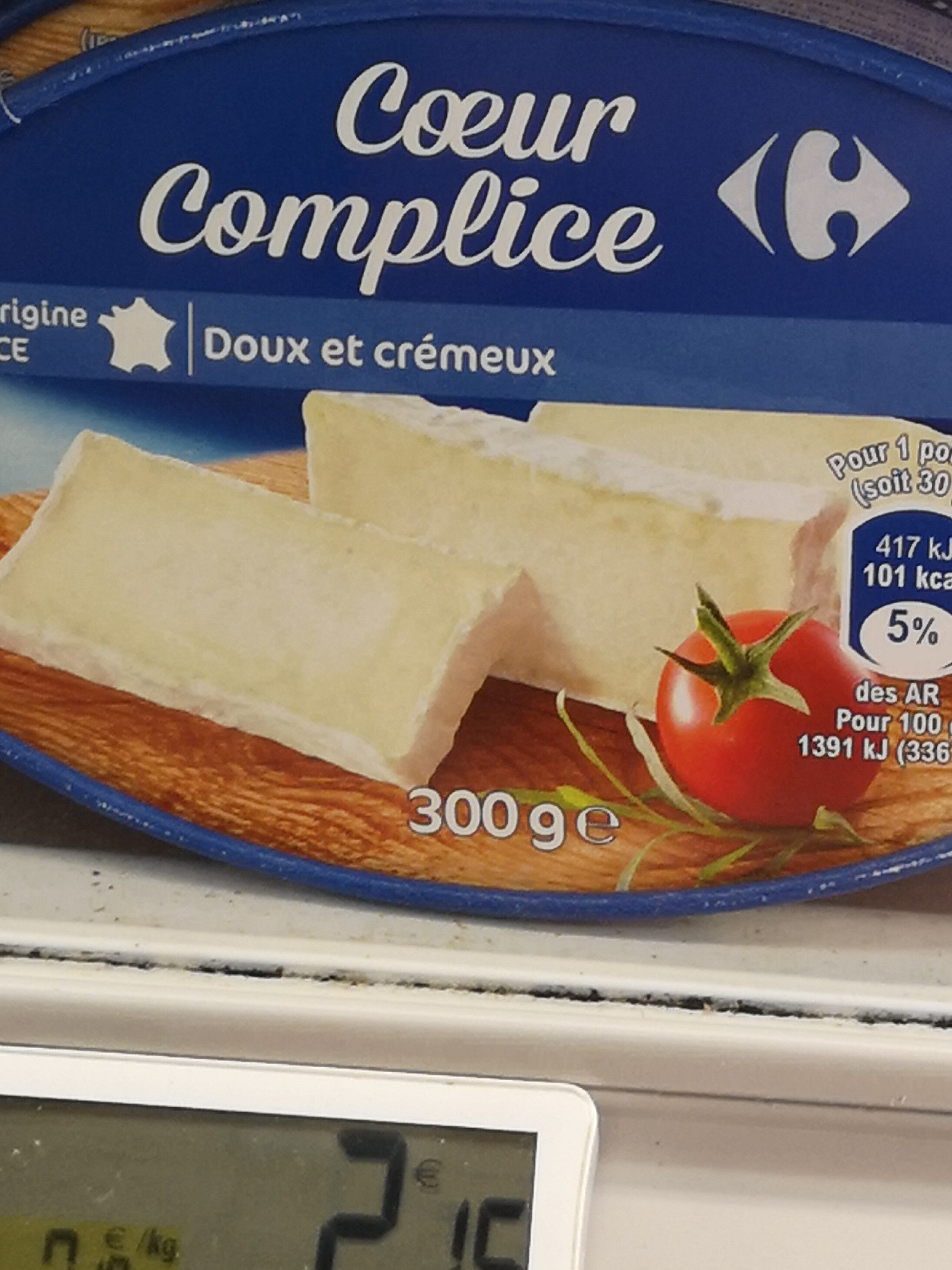 Coeur Complice - Product