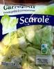 Scarole - Product