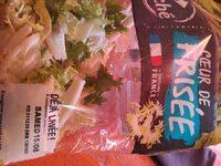 Salade frisée - Nutrition facts - fr
