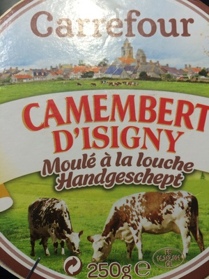 Camembert d'Isigny (22 % MG) - Product