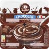 Crème dessert au chocolat - Product