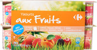 Yaourts Aux Fruits - Product - fr