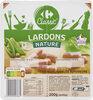 Lardons Nature - Prodotto