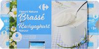 Yaourt Nature Brassé - Product