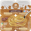 Crème dessert Saveur Café - Product