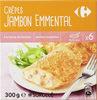 Crêpes Jambon Emmental - Producte