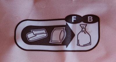Pains au lait (x 10) - Istruzioni per il riciclaggio e/o informazioni sull'imballaggio - fr