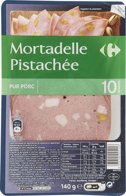 Mortadelle pistachée - Produit